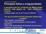 licita es e contratos principais falhas e irregularidades22