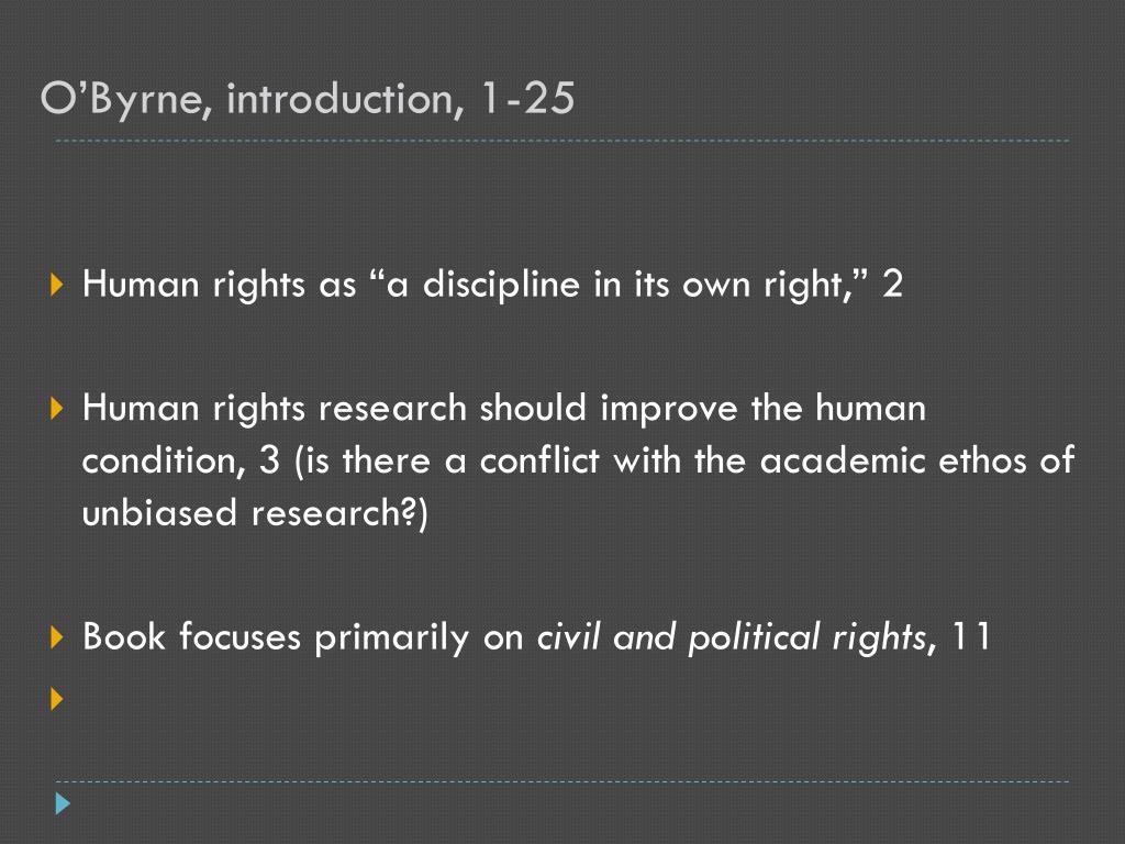 O'Byrne, introduction, 1-25
