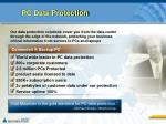 pc data protection