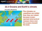 22 3 oceans and earth s climate13