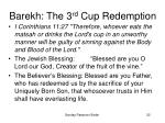 barekh the 3 rd cup redemption52