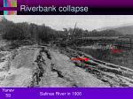 riverbank collapse