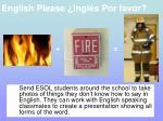 english please ingl s por favor