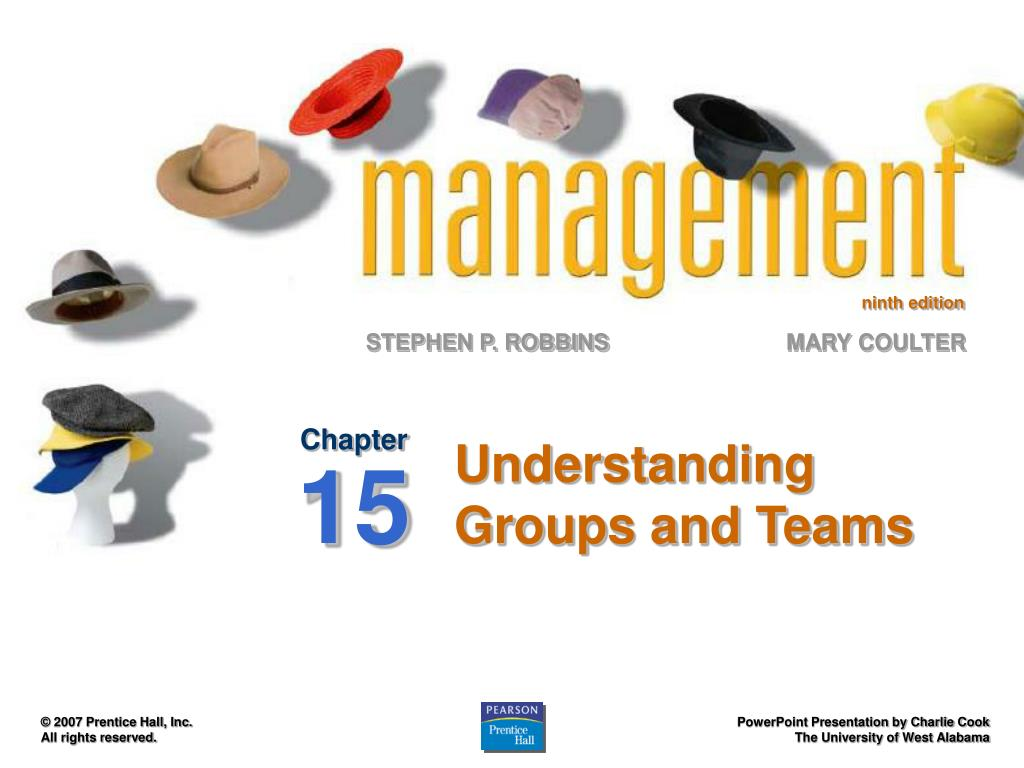 understanding groups and teams l.
