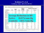 kokkinos p et al cardiology clinics 2001 19 3 507 516