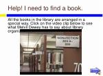 help i need to find a book