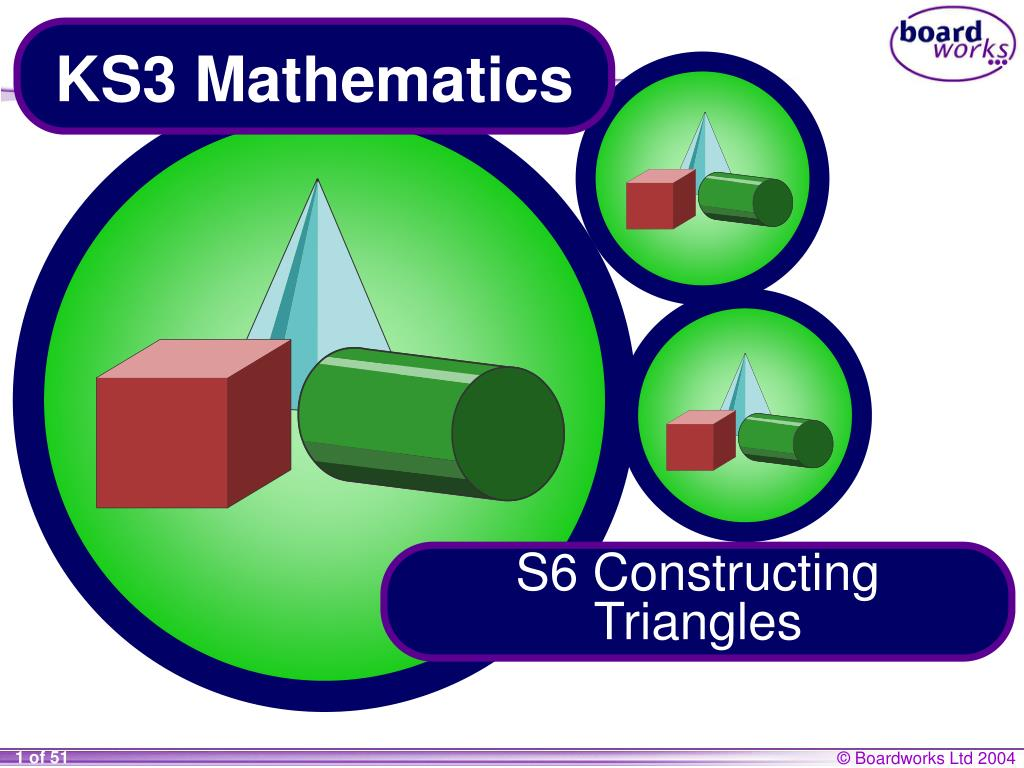 ks3 mathematics l.