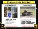 extra curricular activities11