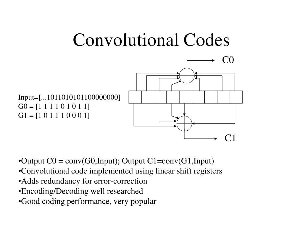 Convolutional Codes