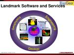 landmark software and services