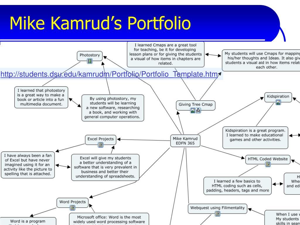 Mike Kamrud's Portfolio