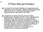 il piano della performance27