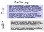 profilo dsga