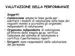valutazione della performance17