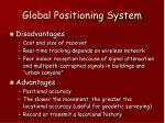 global positioning system7