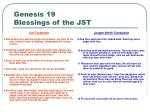 genesis 19 blessings of the jst