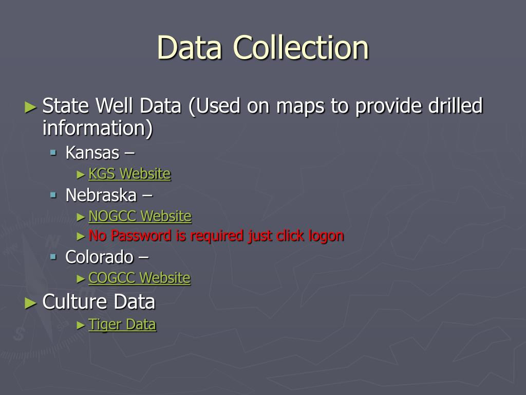 data collection l.