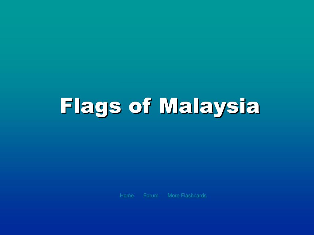 flags of malaysia l.