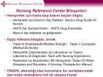 nursing reference center bile enleri12