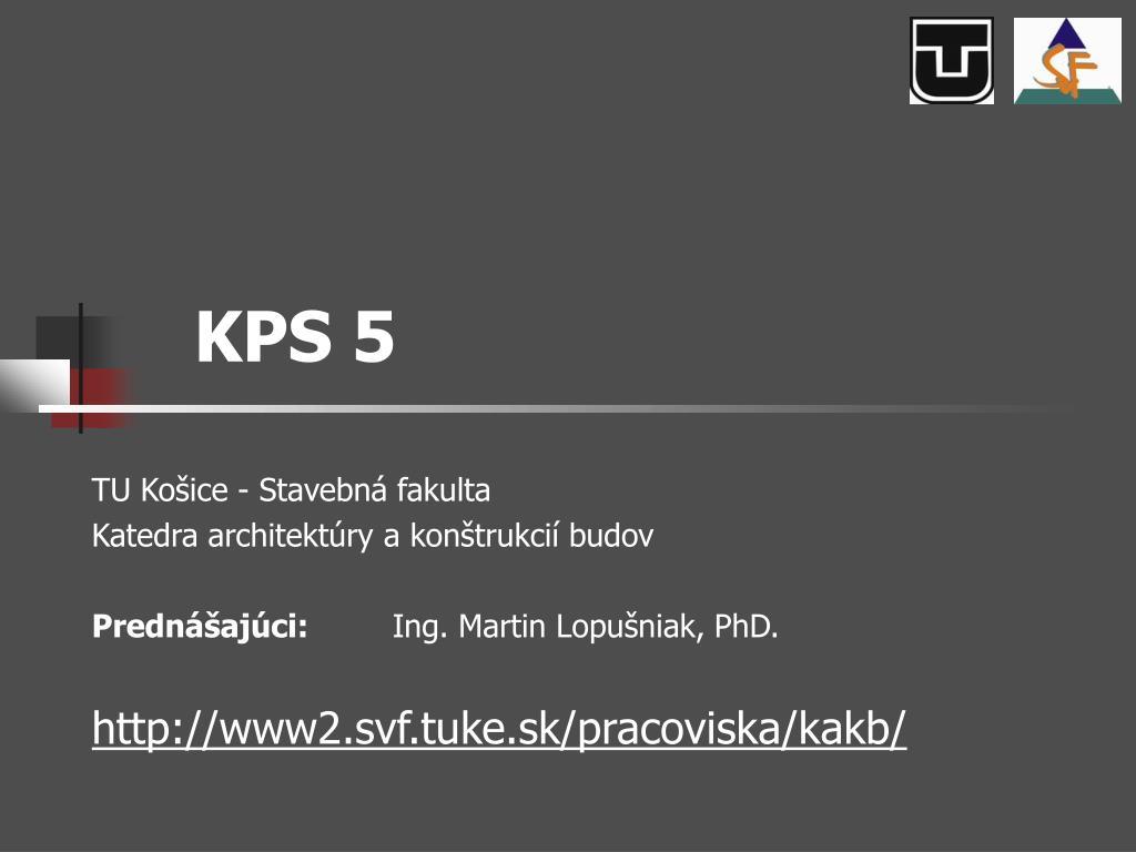 kps 5 l.