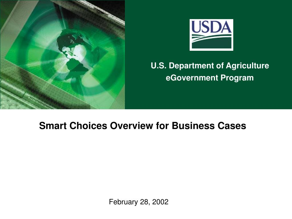 smart choices overview for business cases l.