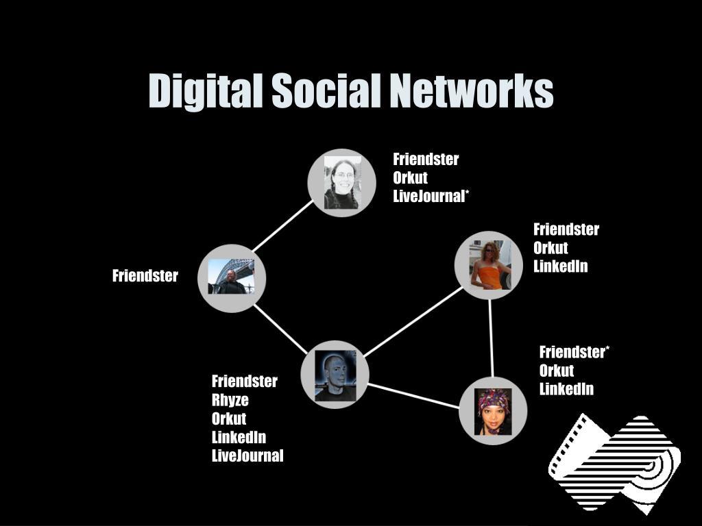 Digital Social Networks