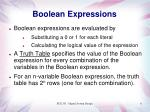 boolean expressions6