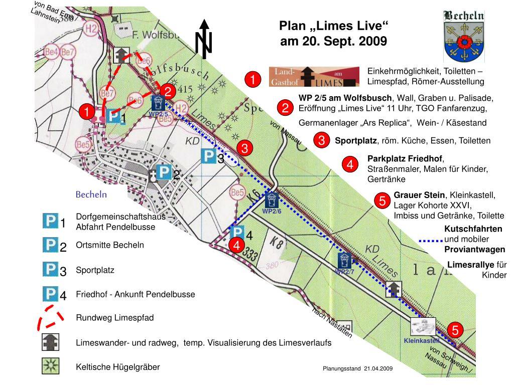 plan limes live am 20 sept 2009 l.