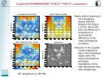 coupled echam5mpiom t63l47 t63l31 comparison