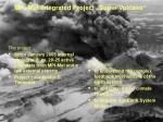 mpi met integrated project super volcano