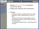 activity 3 concurrency