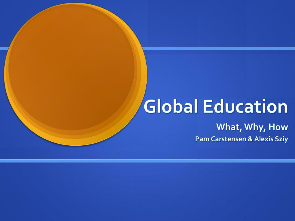 global education l.