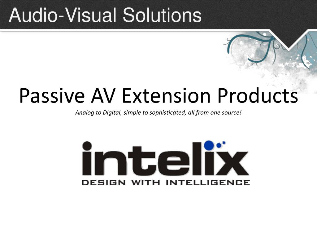 audio visual solutions l.