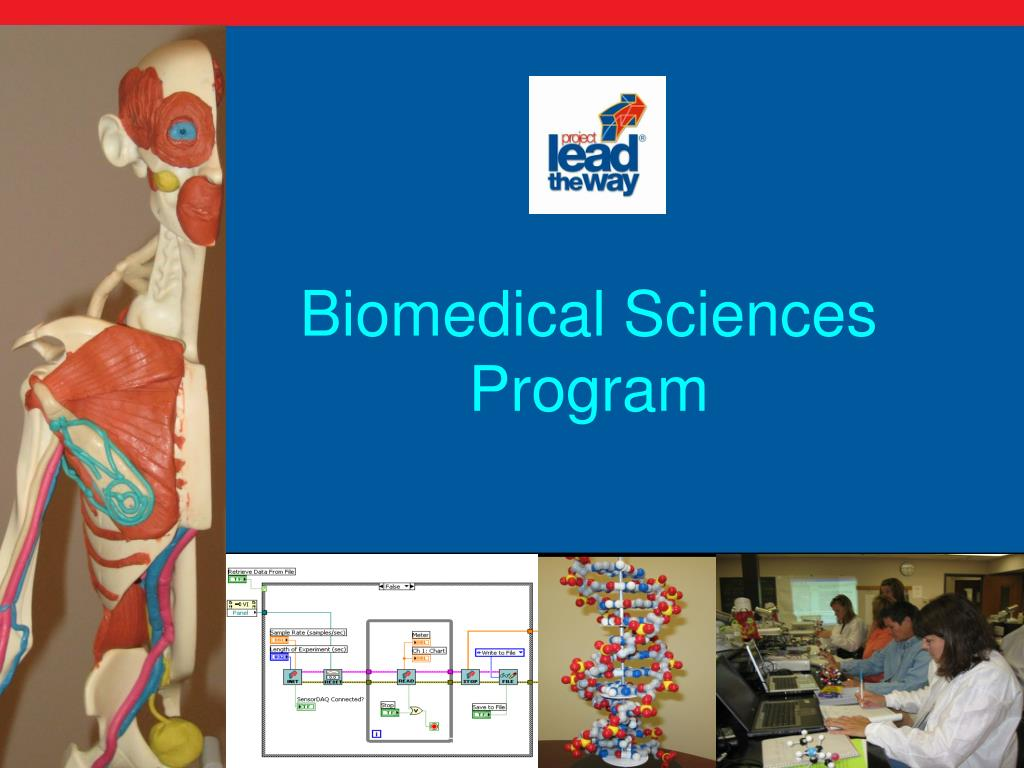 biomedical sciences program l.