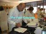 the four courses
