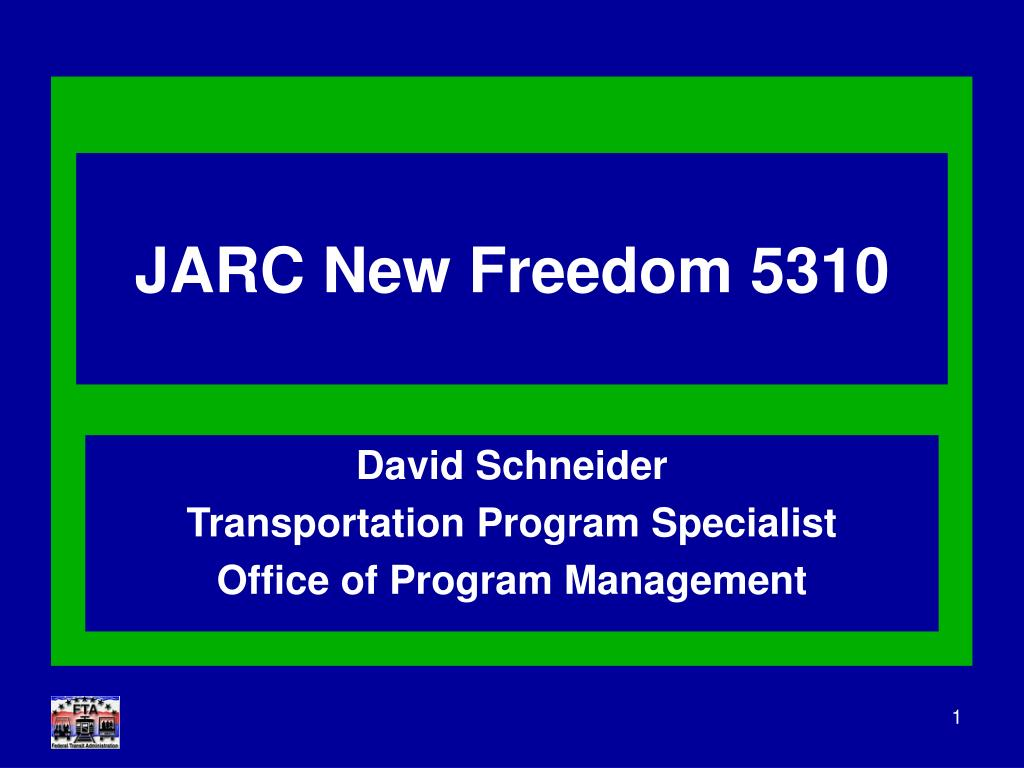 jarc new freedom 5310 l.