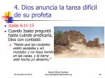 4 dios anuncia la tarea dif cil de su profeta