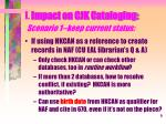 i impact on cjk cataloging scenario 1 keep current status