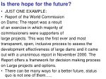 is there hope for the future