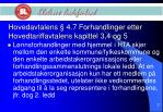hovedavtalens 4 7 forhandlinger etter hovedtariffavtalens kapittel 3 4 og 5