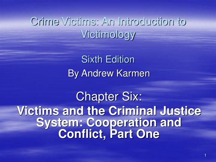 an introduction to analysis of justice Policy analysis, which draws heavily upon economic theory and statistical and mathematical analytical techniques, have been growing in number in recent decades 1 policy analysis has an applied orientation and seeks to identify the most efficient alternative (ie, the one that will yield the.