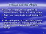 victims and the police12