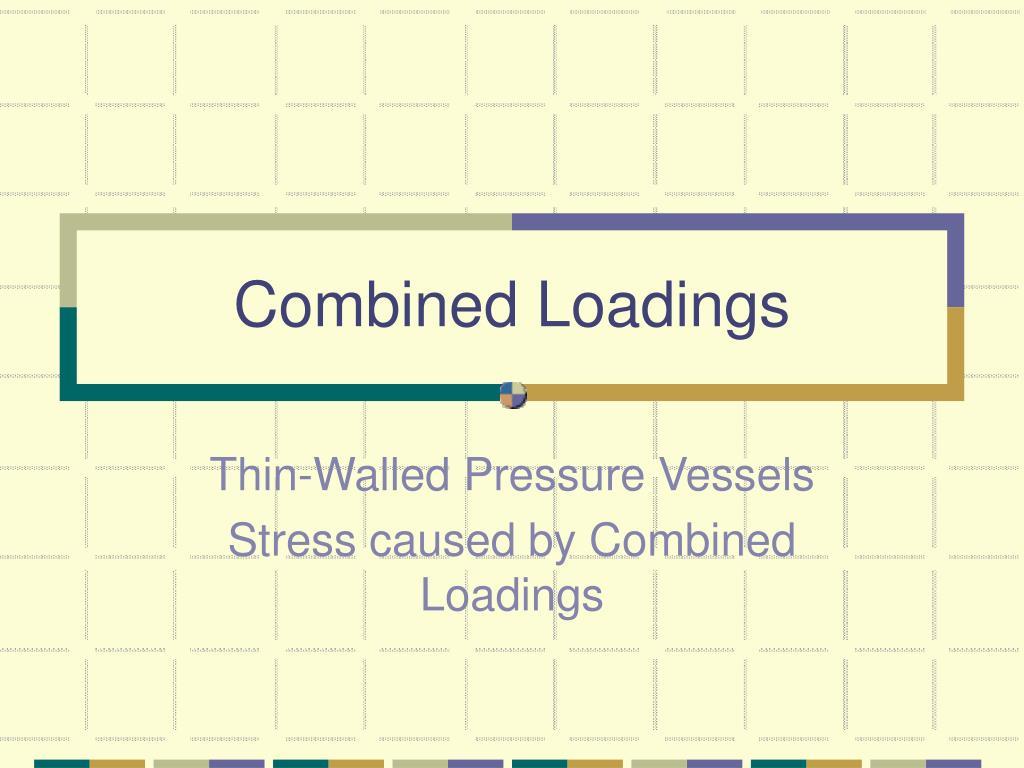 combined loadings l.