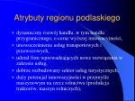 atrybuty regionu podlaskiego20