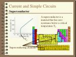 current and simple circuits17