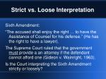 strict vs loose interpretation2