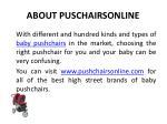 about puschairsonline