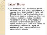 latour bruno10