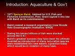introduction aquaculture gov t3