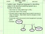 definitions ladder logic